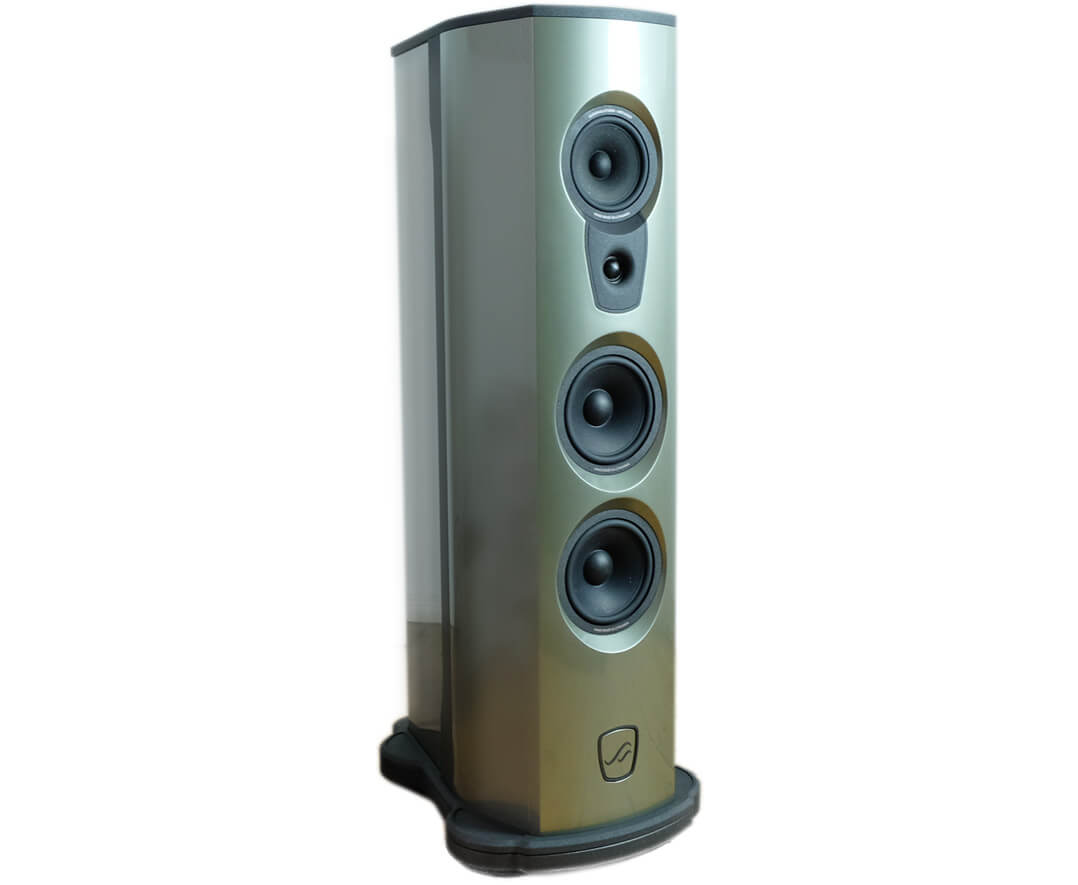 AudioSolutions Virtuoso M von vorne