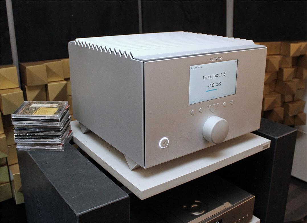 Der Audionet Vollverstärker Humboldt