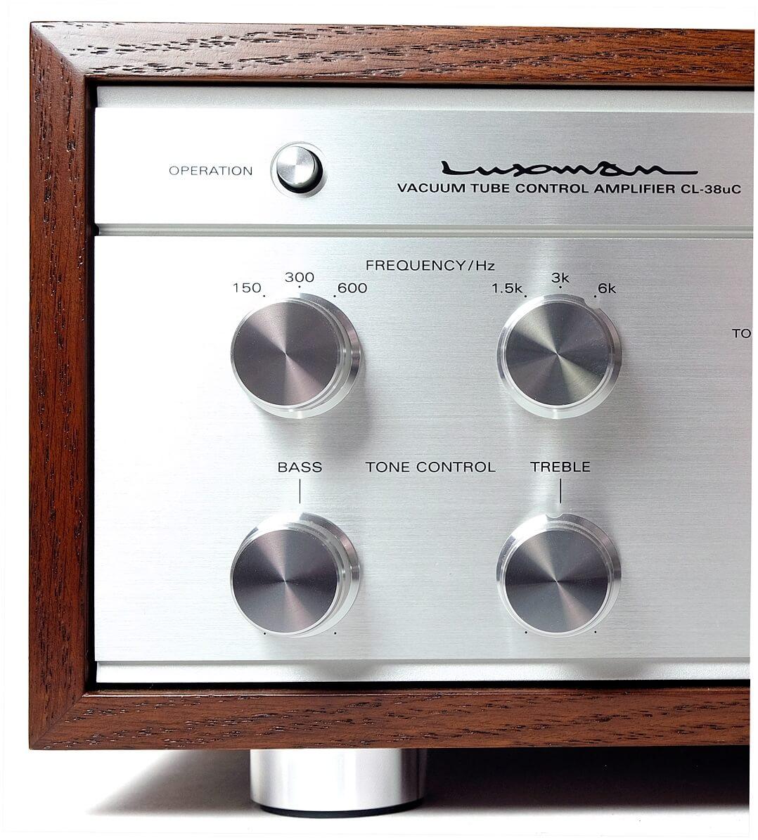 Tone-Control der Luxman CL 38uC
