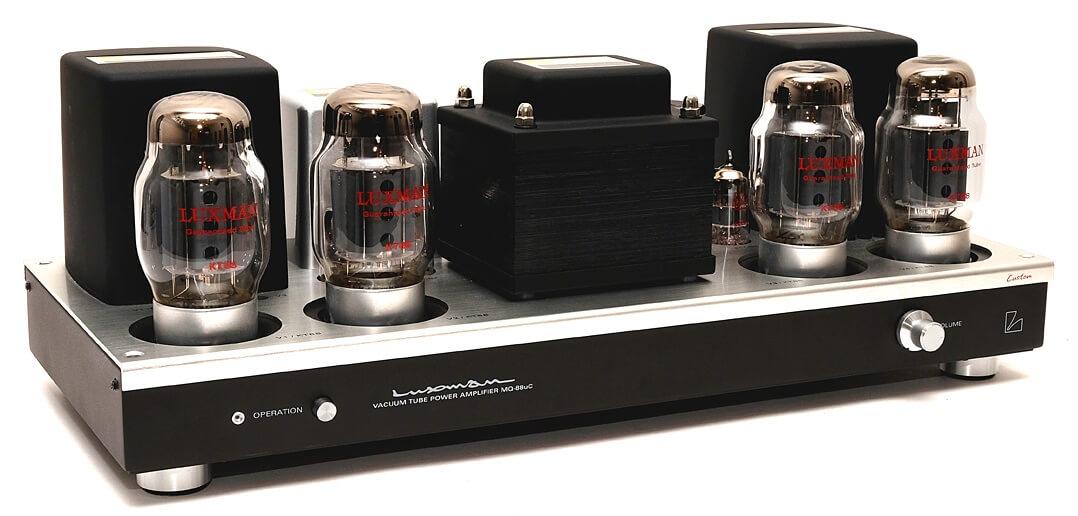 Röhren-Endstufe Luxman MQ 88uC