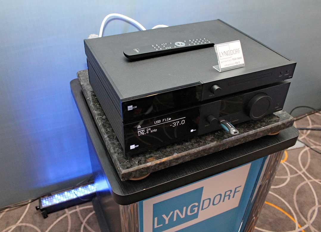 Lyngdorf-Elektronik