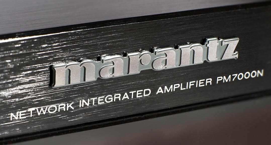 Marantz PM7000N Logo