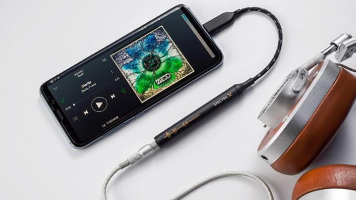 NextDrive Spectra X - Kopfhörerverstärker mit ESS Sabre-DAC