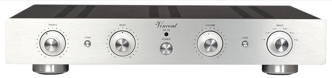 Vorstufe Vincent SA-32 von vorne...