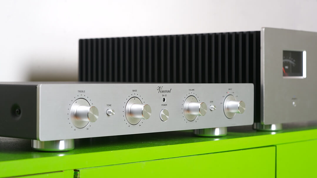 vincent stereo preamplifier sa32