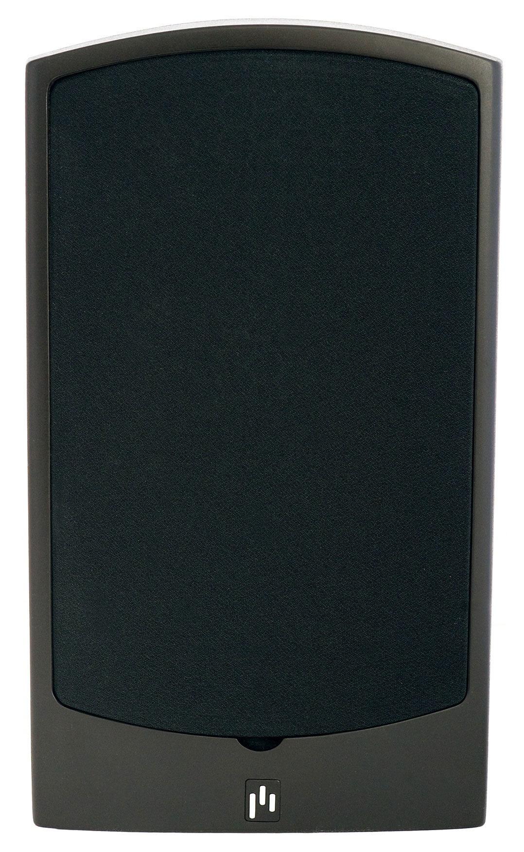 Aperion Audio Verus III Grand Bookshelf mit Frontabdeckung
