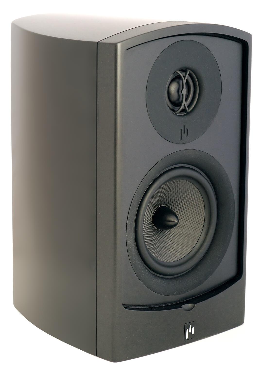 Aperion Audio Verus III Grand Bookshelf - einzeln von vorne