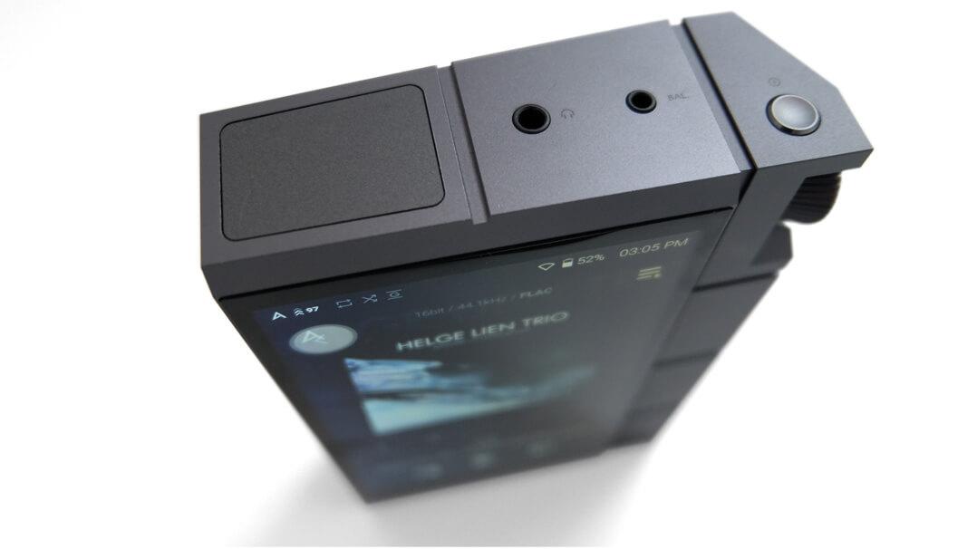 Astell & Kern KANN Cube - Klinken-Kopfhöreranschluss