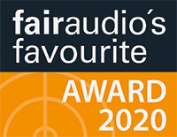 fairaudios favourite Award 2020