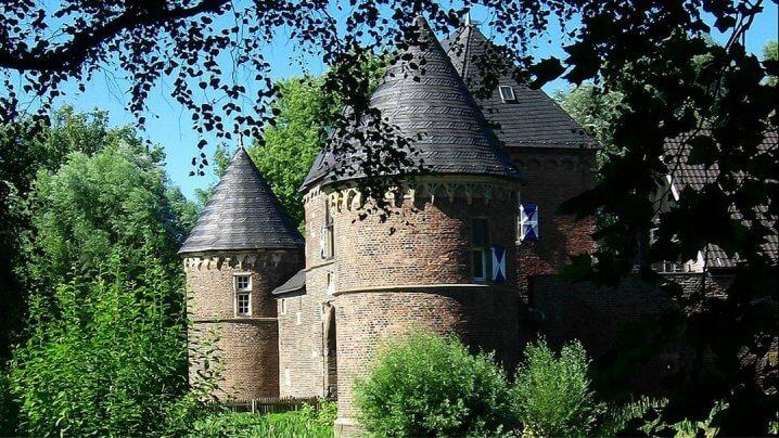 HiFi auf Burg Vondern