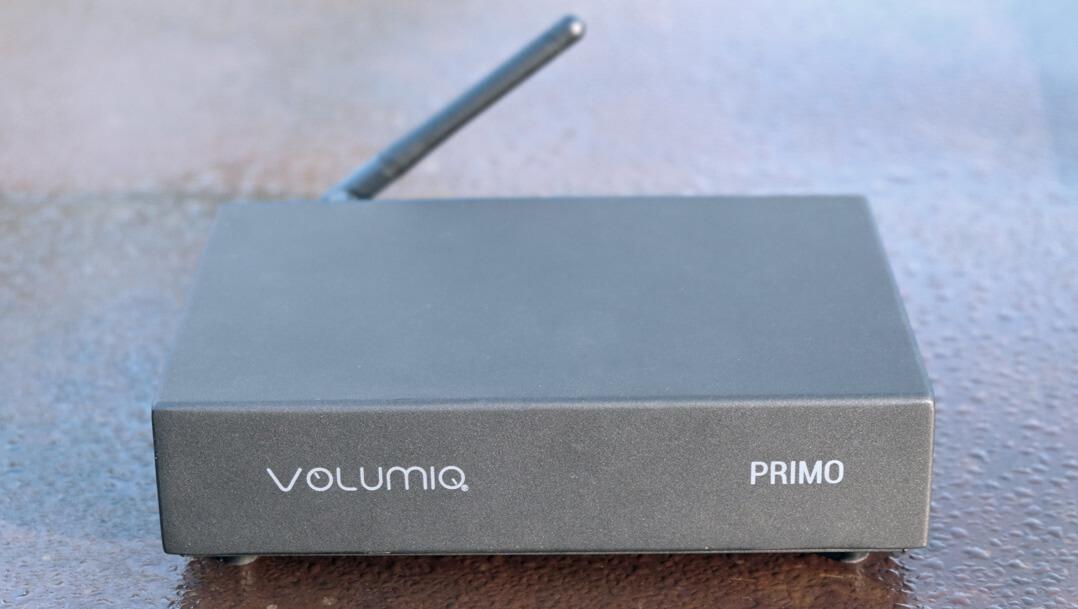 Volumio Primo Hifi Edition - komplett