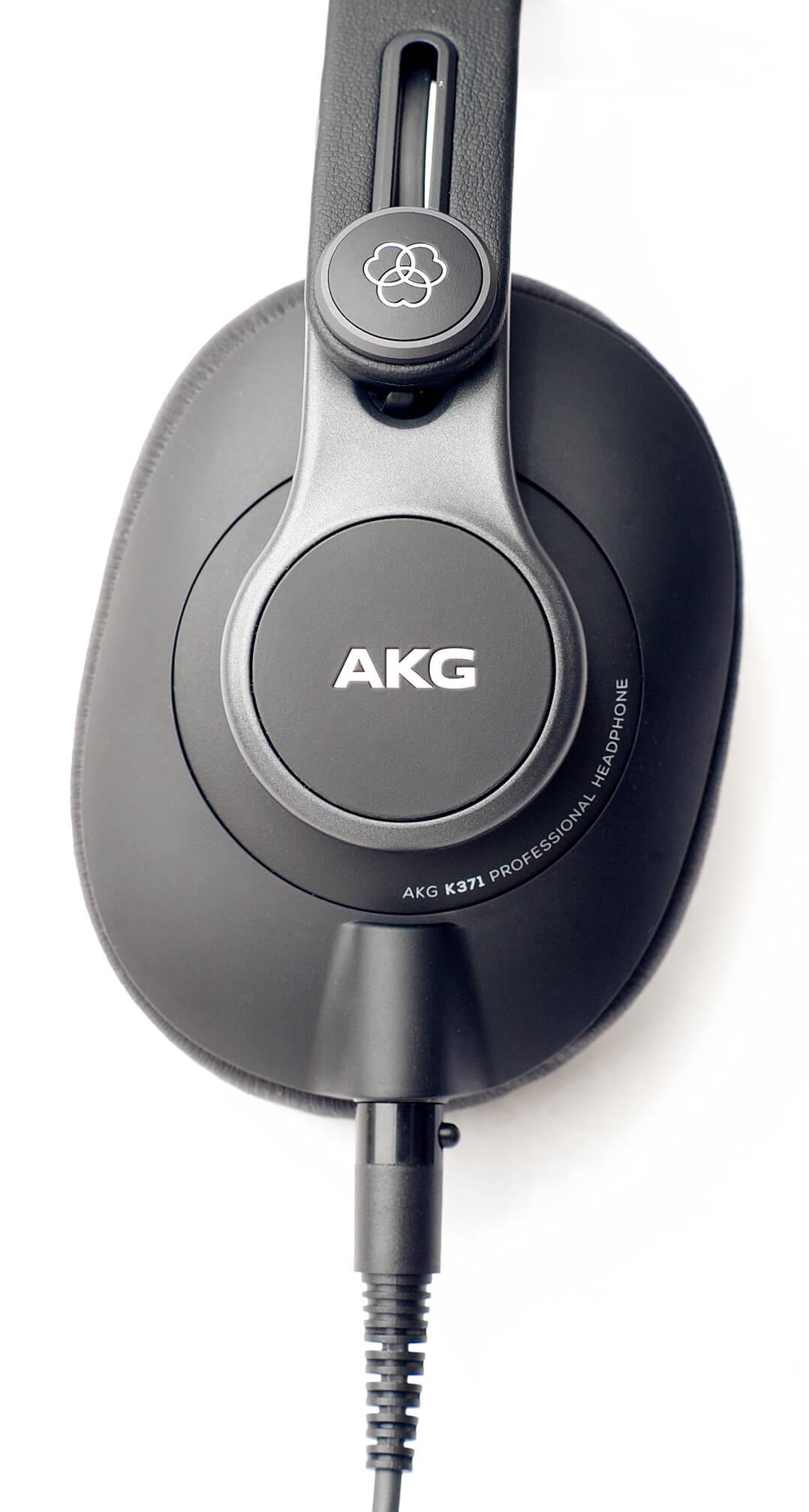 AKG K371, Hörmuschel komplett