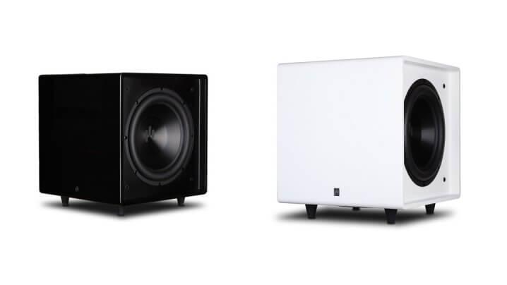 Aperion Audio Bravus II 10D und Aperion Audio Bravus II 12D - Subwoofer