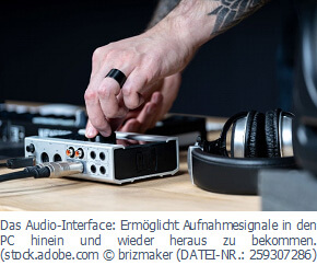 Heimstudio - Interface
