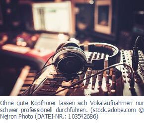 Heimstudio - Kopfhörer