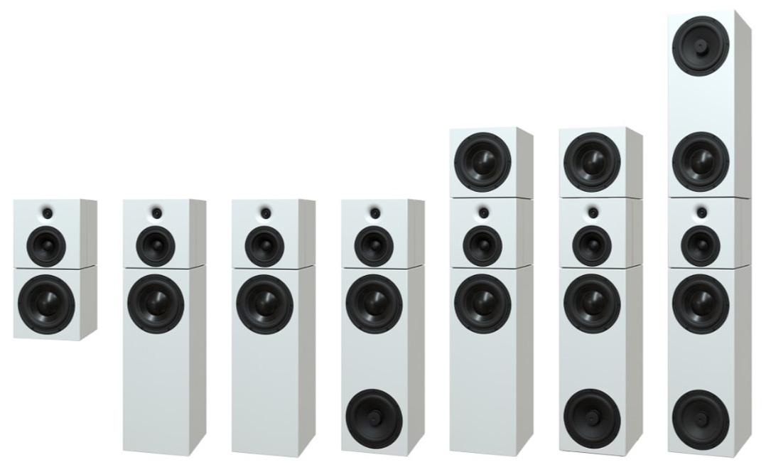 Sehring Lautsprecher 900-Serie