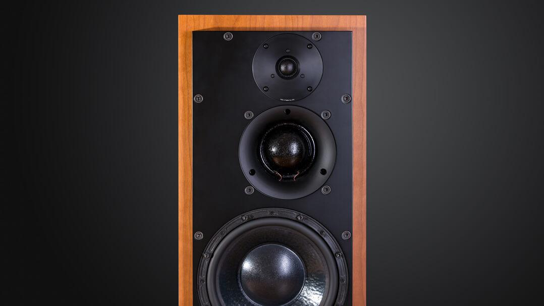ATC SCM50ASLT Aktiv-Lautsprecher - Schallwand