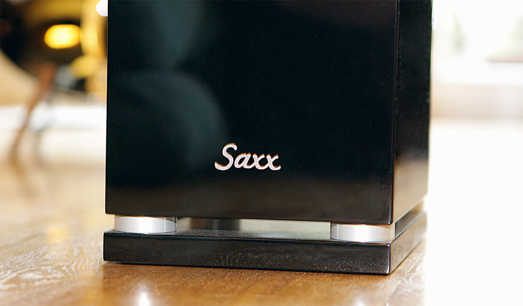 Fuß der Saxx Coolsound CX70