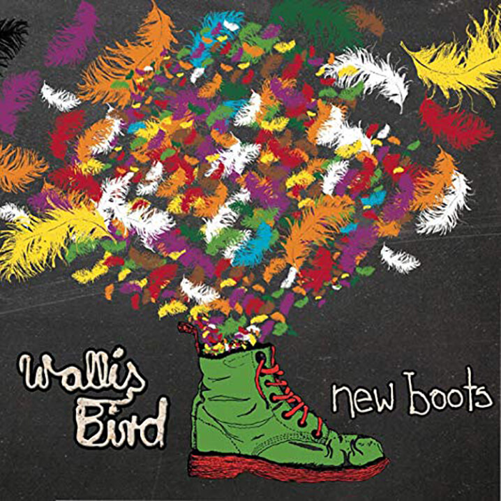 Wallis Bird new boots