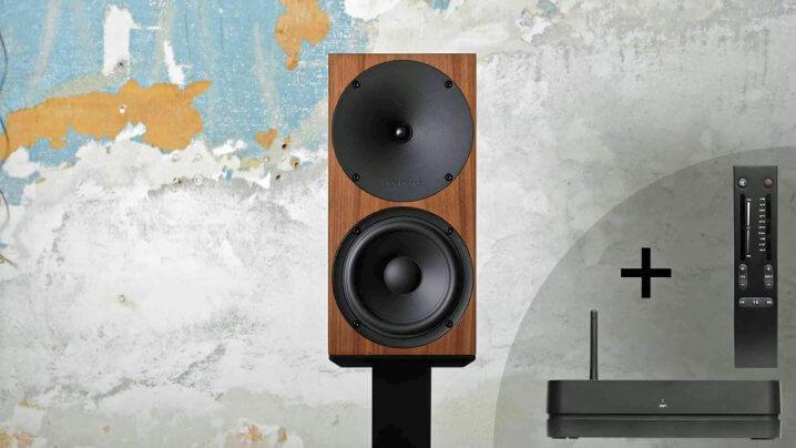 Buchardt Audio A500 Lautsprecher und Audio Hub
