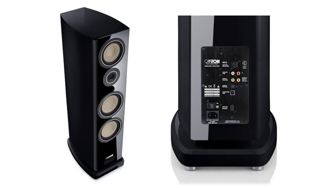 smart reference 5 k wireless lautsprecher kabellos sch nes los. Black Bedroom Furniture Sets. Home Design Ideas