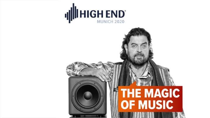High End 2020 Alan Parsons Markenbotschafter