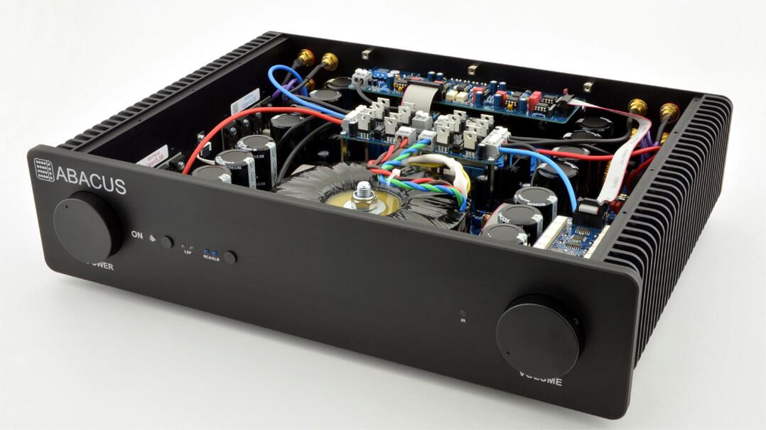 Vitru Orbiter Abacus Electronics Hörsession