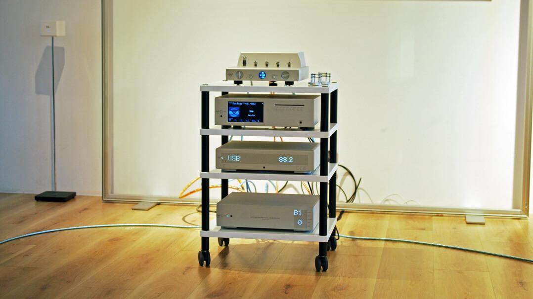 Waversa Audio bei ATR