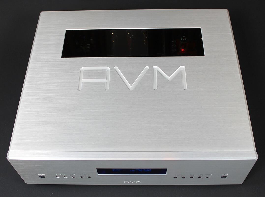 AVM Ovation PH 8.3 von oben