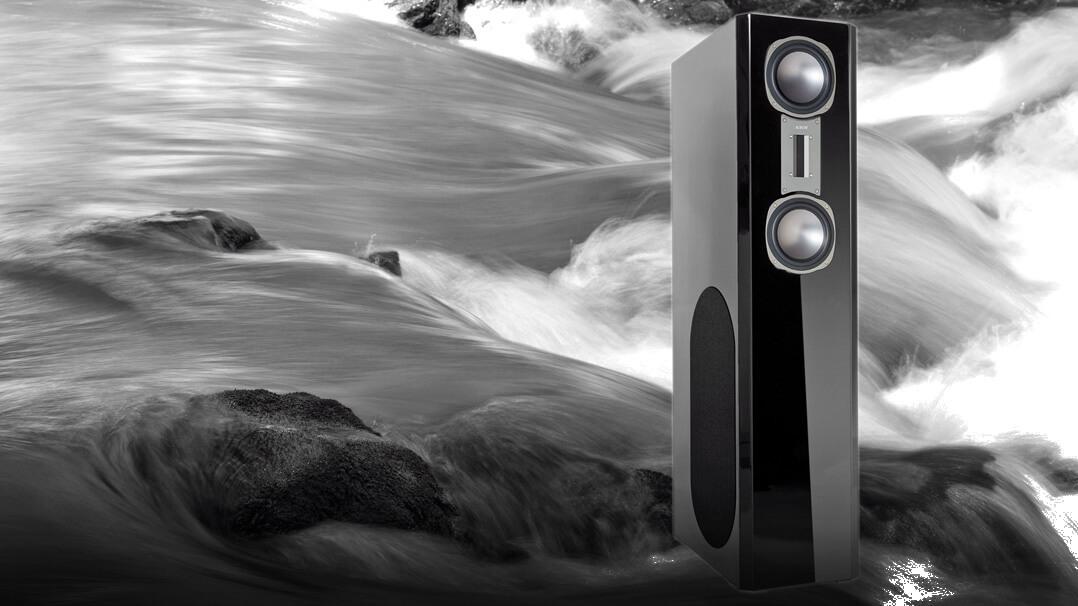 Quadral Aurum Gamma Streaming-Lautsprecher