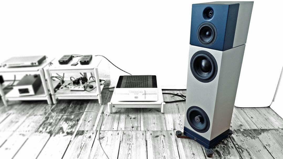 Sehring S903 Lautsprecher im Hööraum