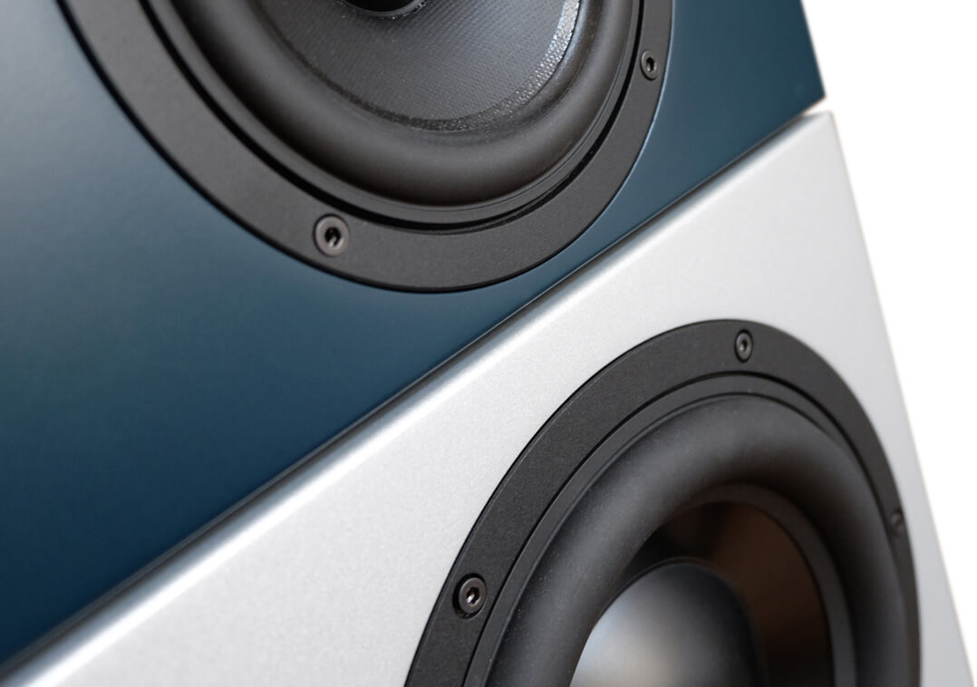 Sehring S903 Lautsprecher - Schallwand Detail