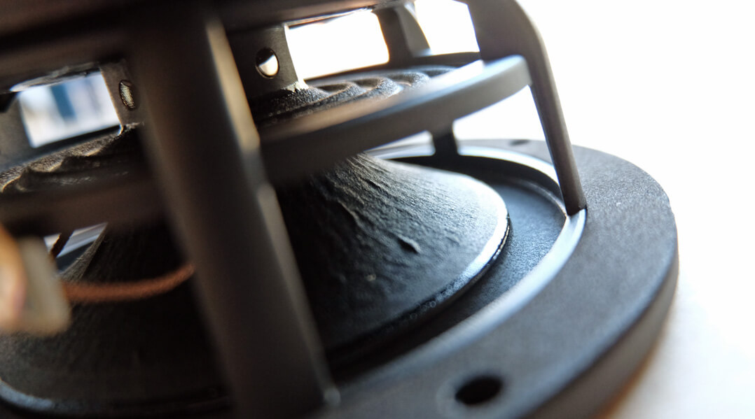 Sehring S903 Lautsprecher - Papiermembran