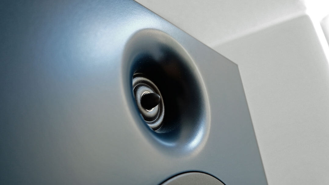 Sehring S903 Lautsprecher - Hochtöner: Ringradiator