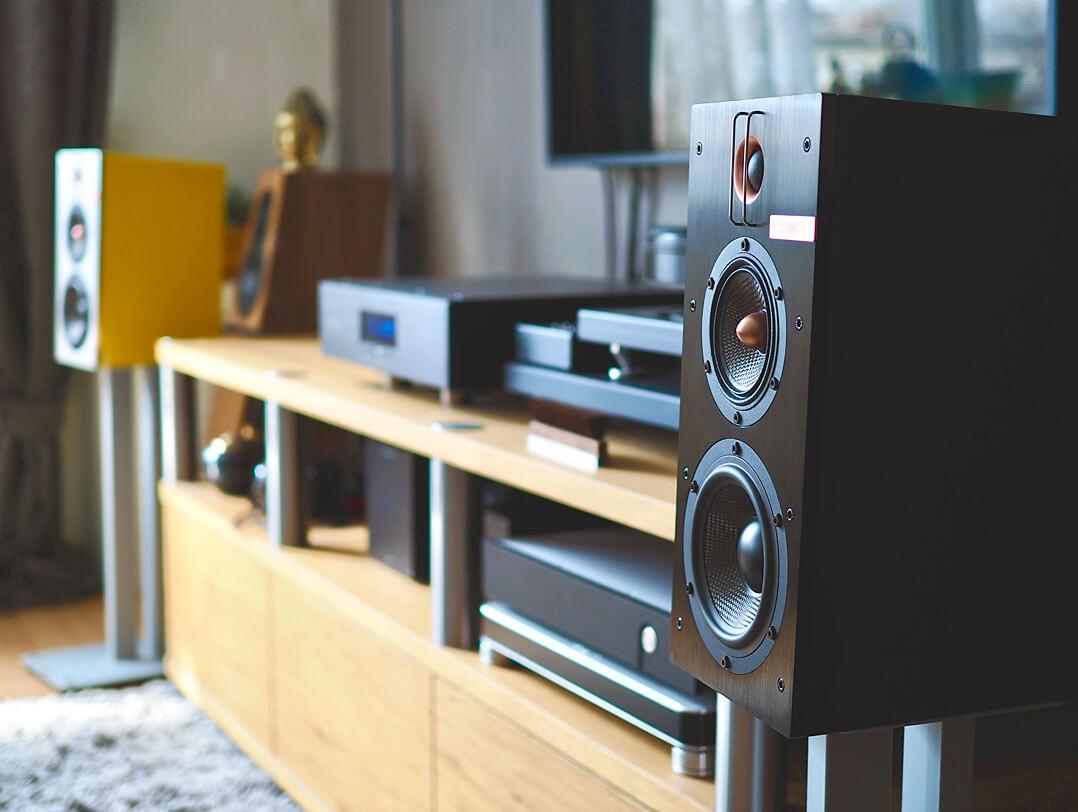 Starke Sound IC-H1 ELITE im Hörraum