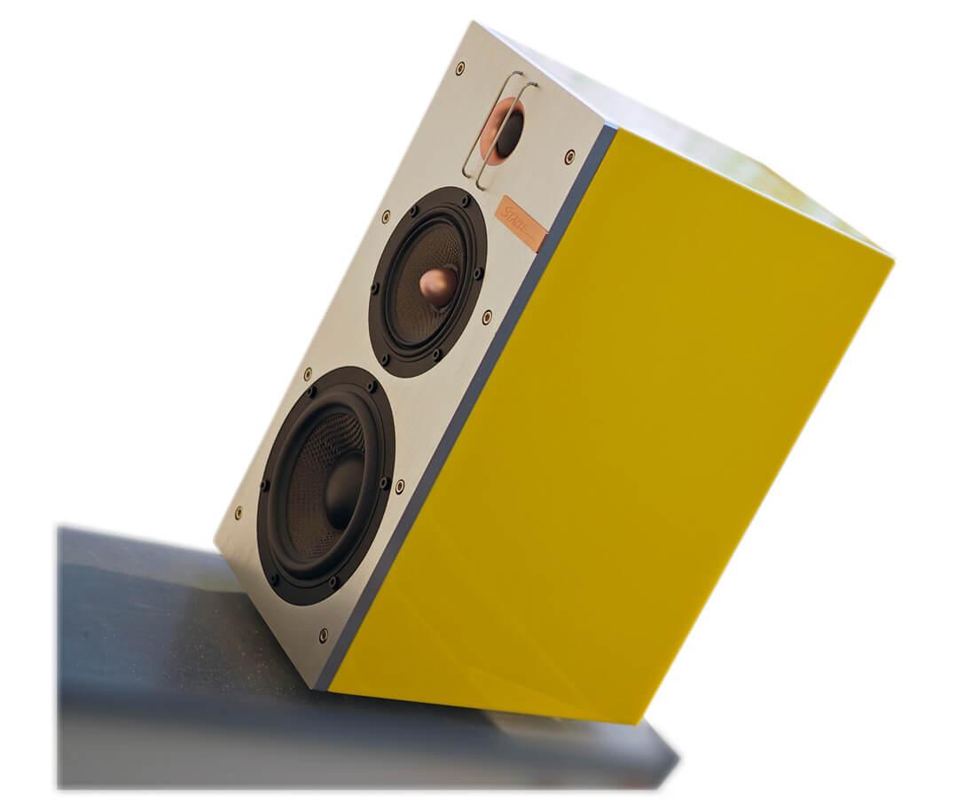 Starke Sound IC-H1 ELITE - komplett, seitlich