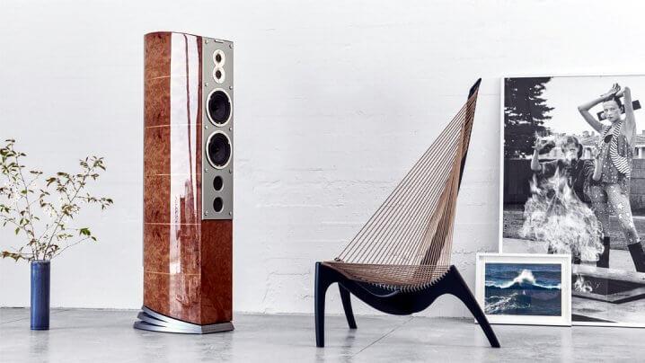 Audiovector bei in-akustik