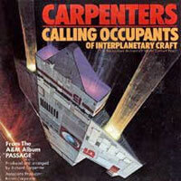 Carpenters Calling Occupants Of Interplanetary Craft