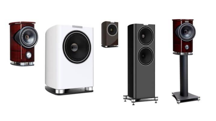 Fyne Audio F700 Serie