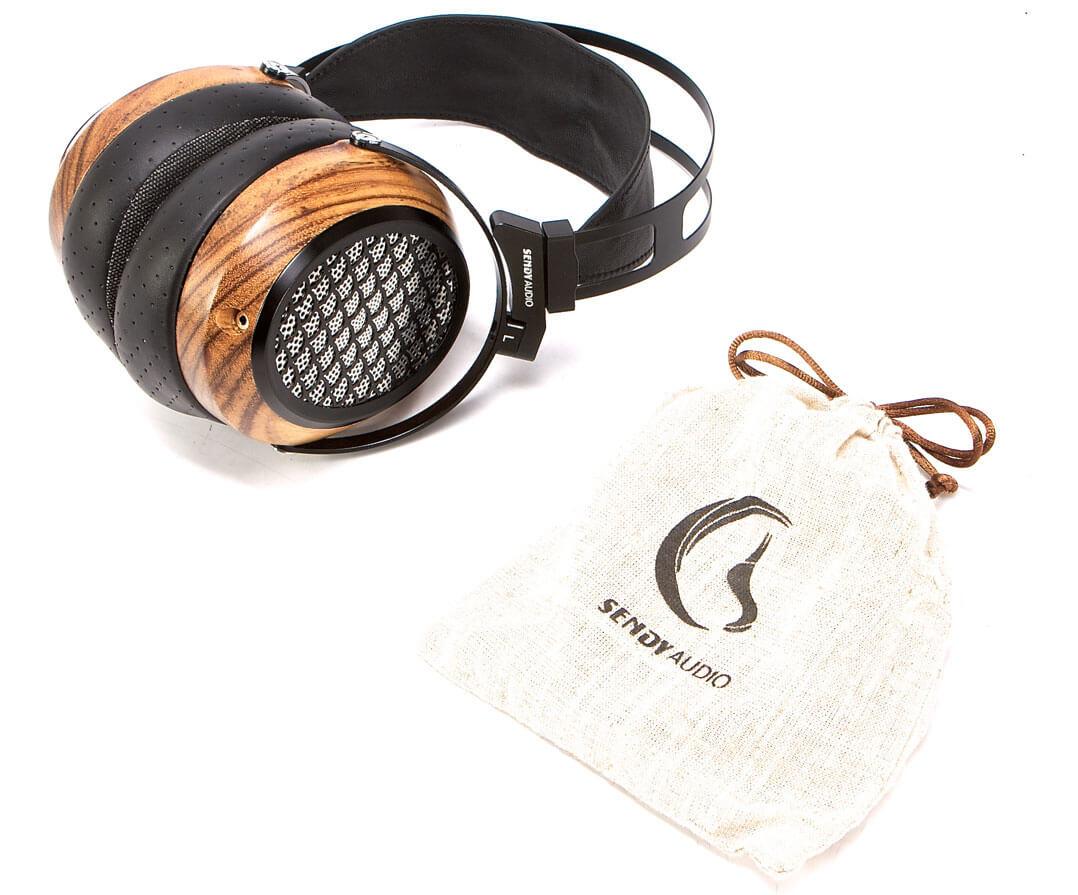 Sendy Aiva Kopfhörer mit Stoffbeutel