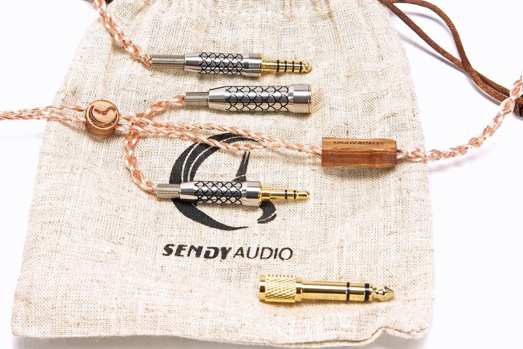 Sendy Aiva Kopfhörer - Zubehör