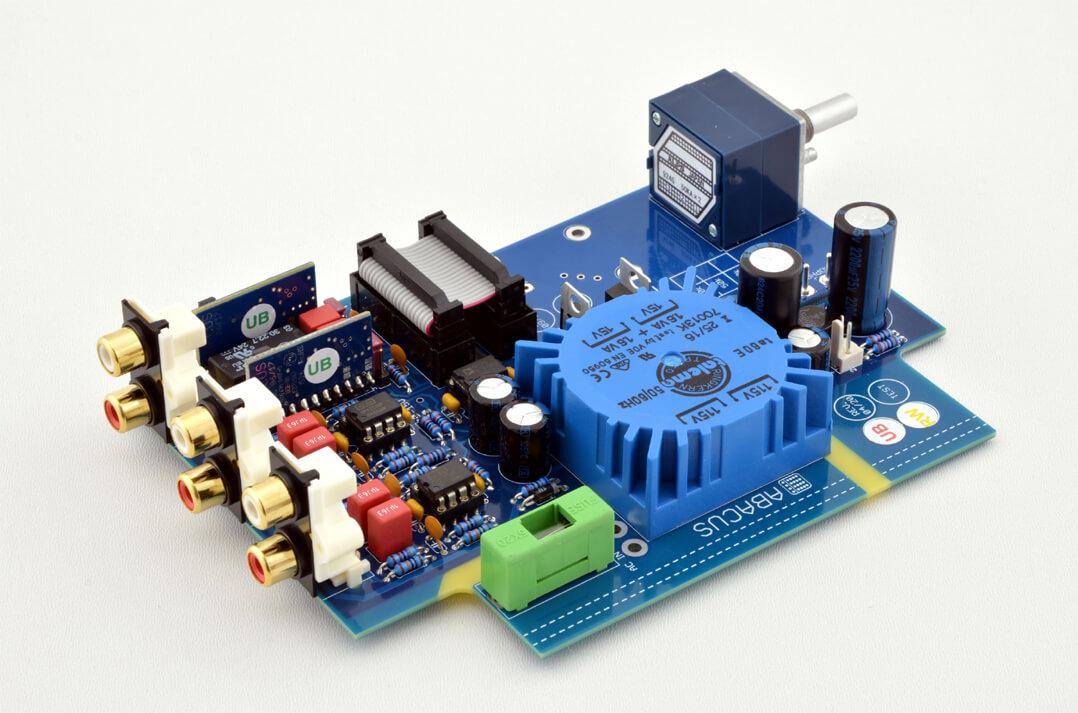 Abacus Electronics Linetreiber