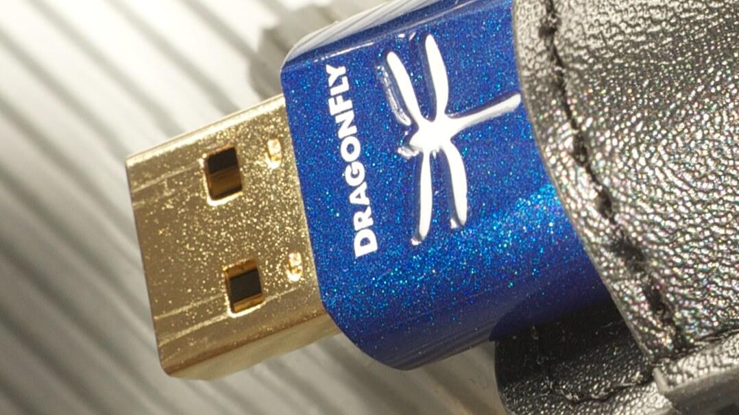 Audioquest Dragonfly Cobalt - mobiler DAC & Kopfhörerverstärker