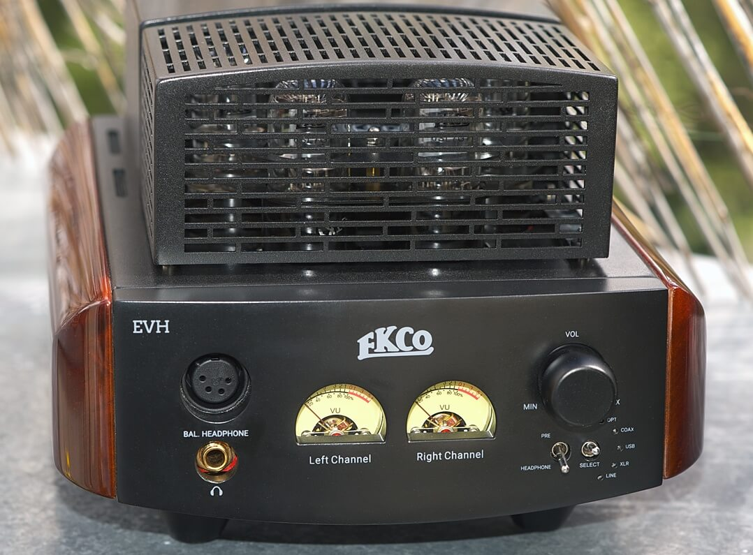 Ekco EVH Kopfhörerverstärker/DAC