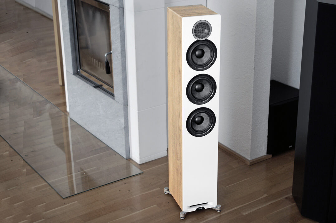 Elac Debut Reference DFR52 - Ambiente