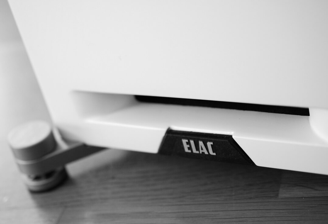Elac Debut Reference DFR52 - Front unten
