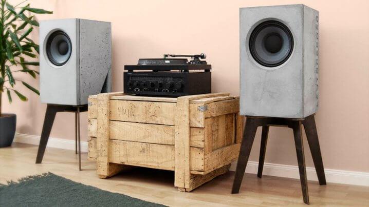 Lautbrecher Lautsprecher