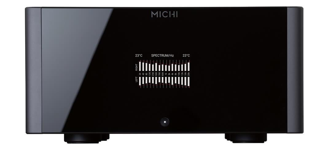 Rotel Michi S5 Endverstärker - Spektrum Analyzer