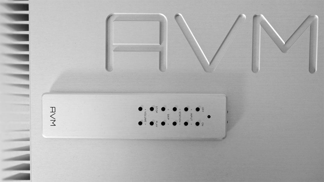 AVM Ovation A 6.2 Master Edition - Fernbedienung