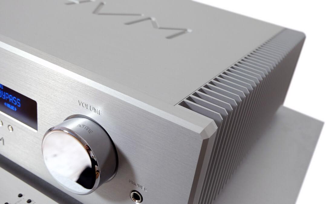 AVM Ovation A 6.2 Master Edition - Kühlrippen